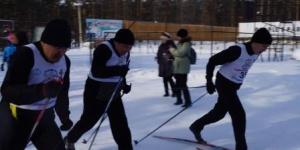 Зимняя спартакиада 2018