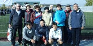 Спартакиада донорских организаций 2012