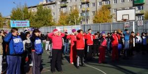 Спартакиада донорских организаций 2013