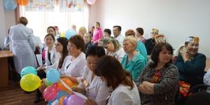 КВН медицинских сестер 2016