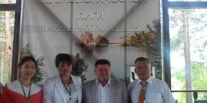 Съезд наркологов России, Иркутск 2014г.