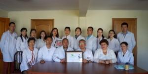 Визит Монгольской делегации май 2017