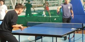 Спартакиада медиков по теннису и шахматам