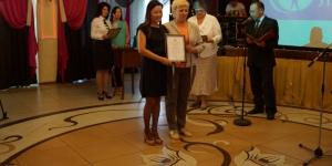Награждение участников и организаторов проекта